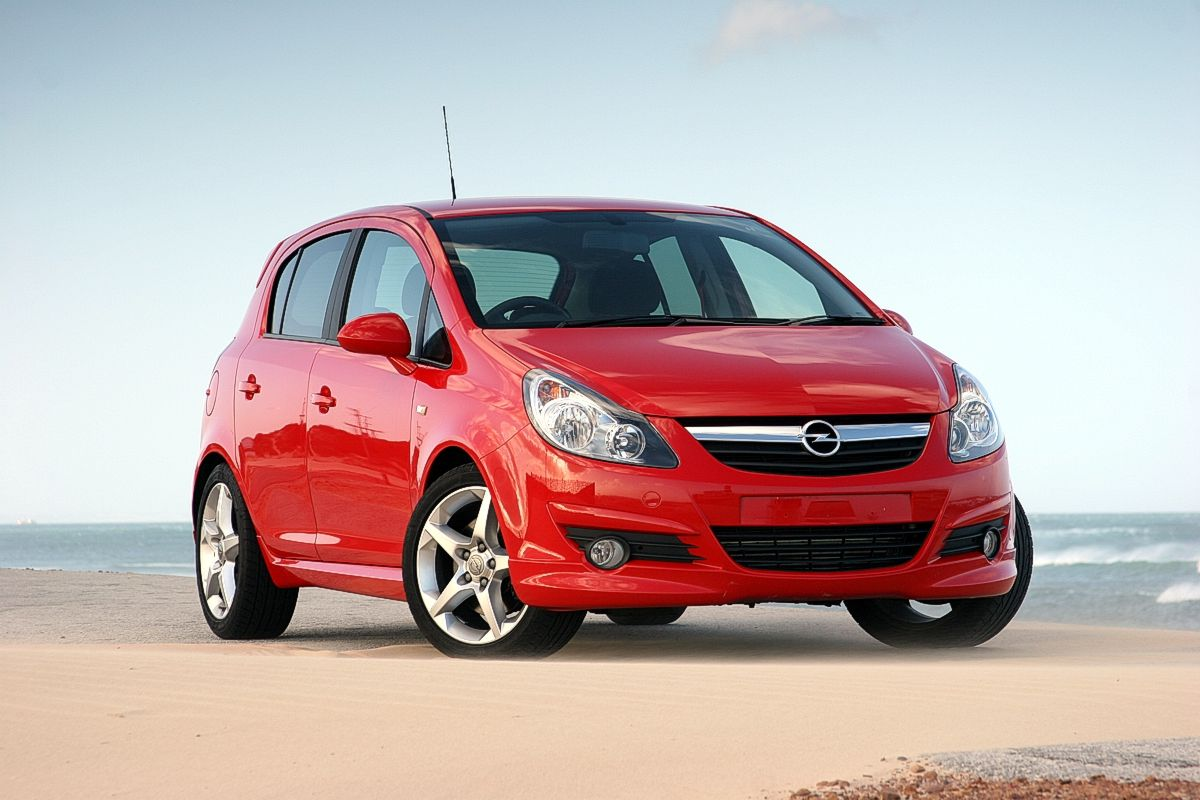 sa roadtests 2009 opel corsa sport. Black Bedroom Furniture Sets. Home Design Ideas