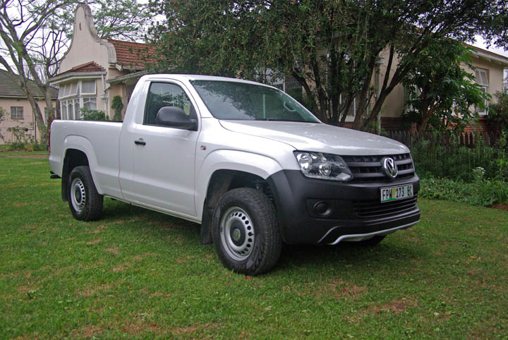 2011 VW Amarok 90 kW Basic