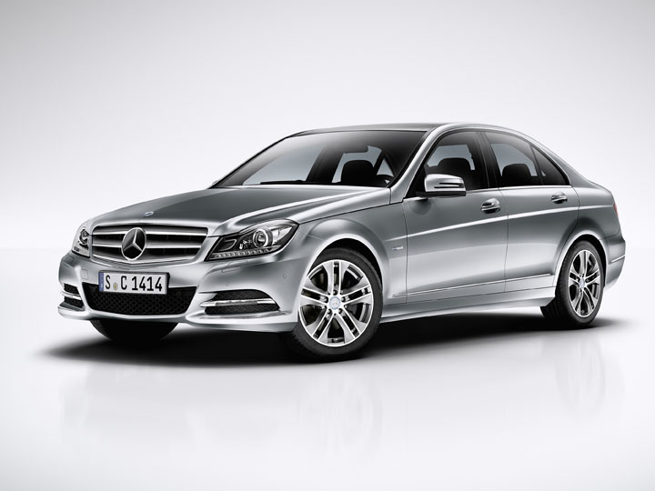 Sa roadtests 2012 mercedes benz c200 cdi for How much is service c for mercedes benz