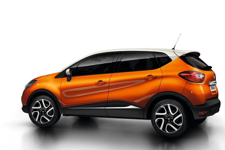 renault captur 1 2 edc review. Black Bedroom Furniture Sets. Home Design Ideas