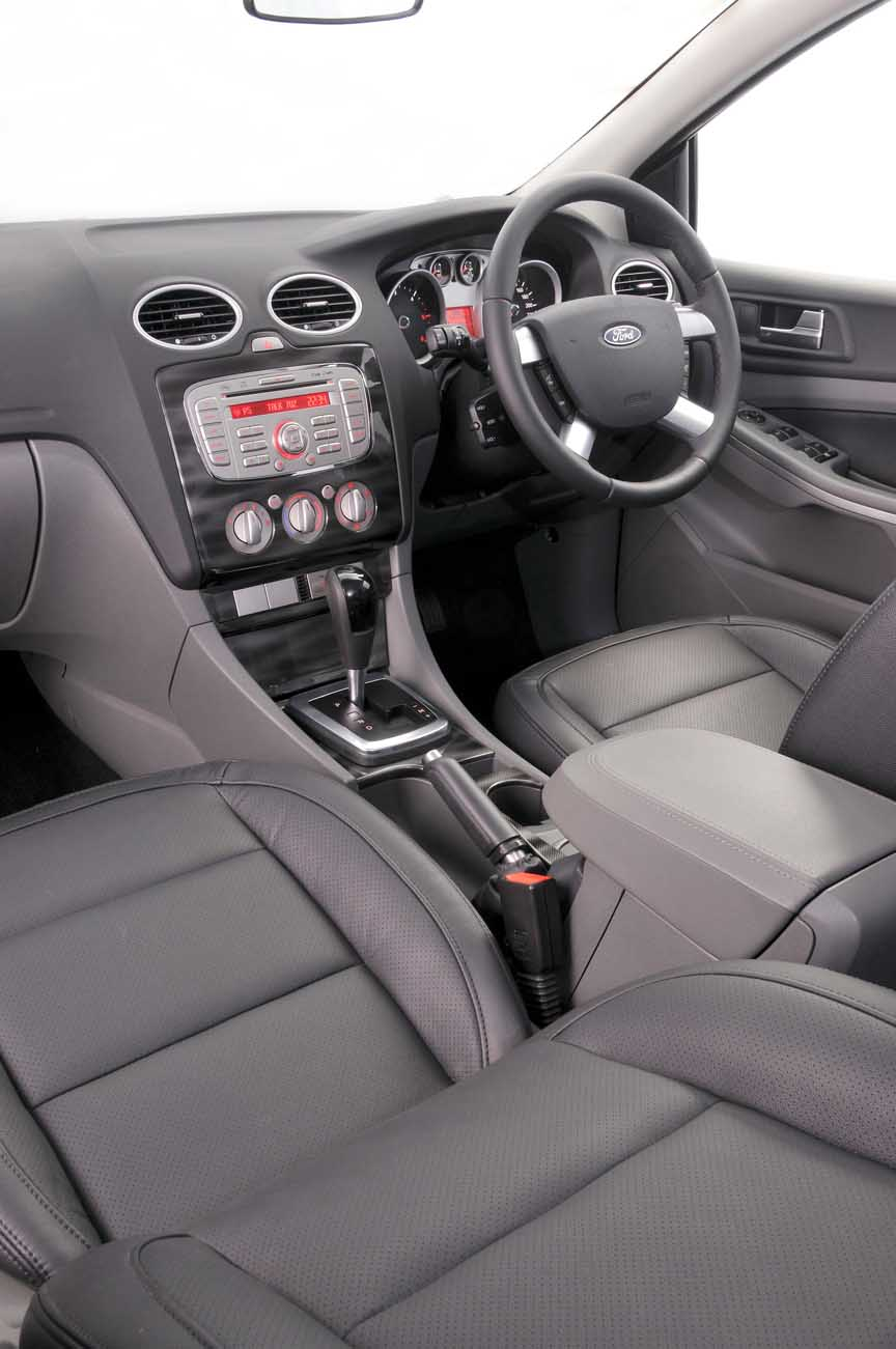Sa Roadtests 2009 Ford Focus 2 0 Tdci Powershift