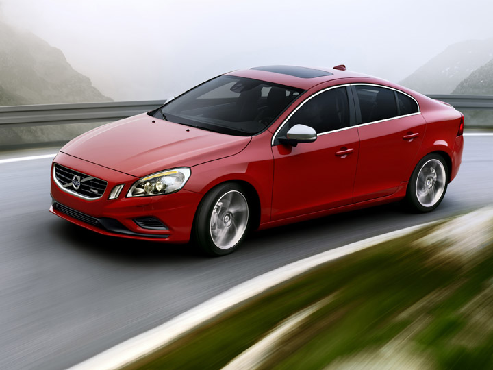 2012 Volvo S60 T6 front