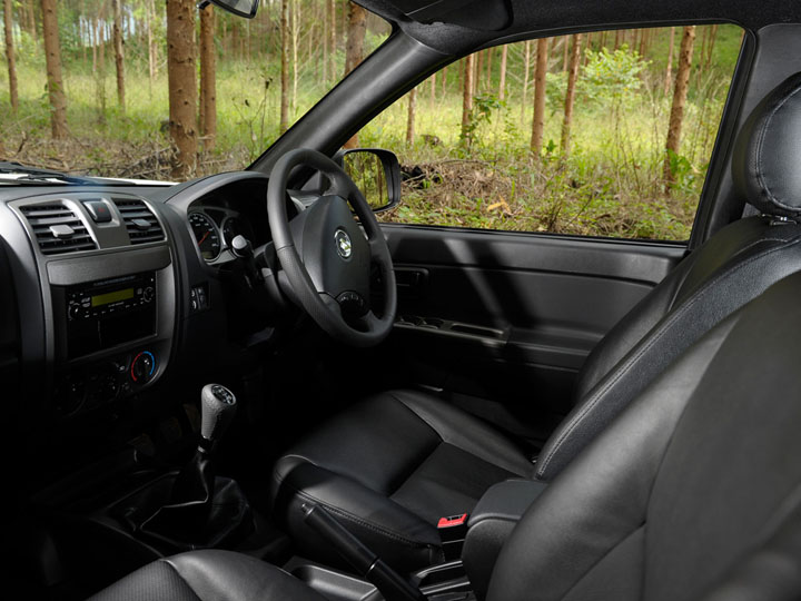 2011 GWM Steed5 interior